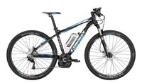 Elcykler med BOSCH og Yamaha motorer